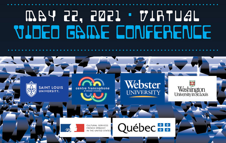 Quebec video gaming conference in St. Louis