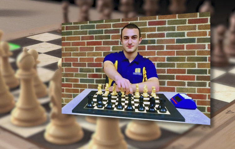 Chess featured on Fox 2
