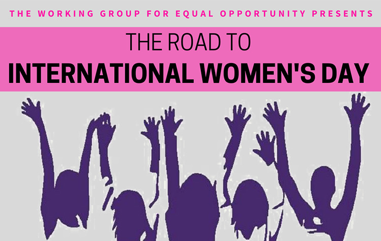 Road to International Women's Day