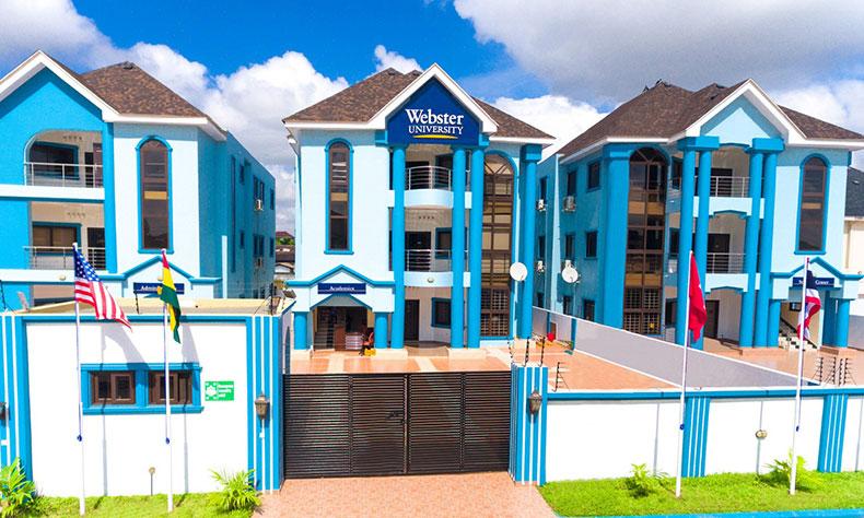Webster Ghana Campus