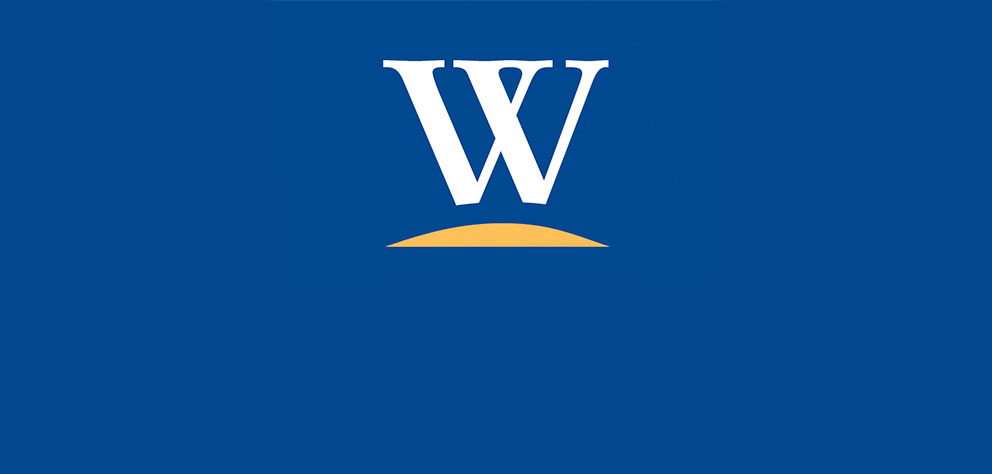 "Webster ""W"" icon"