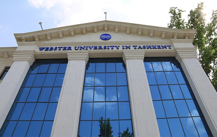 Webster University in Tashkent