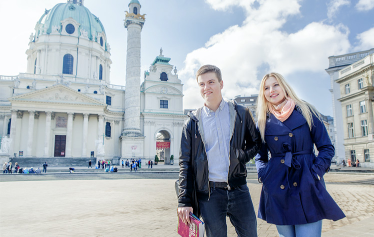 Students in Vienna graduate ready for the workforce