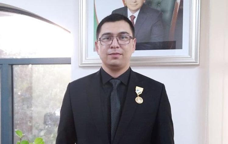 Akhmadkhonov