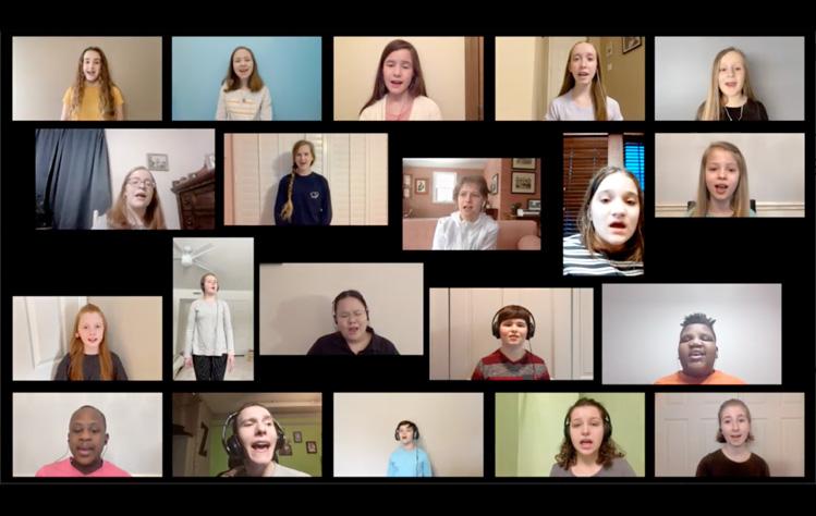 Variety Childrens Choir