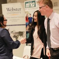 The Career Planning and Development Center Host Career Fair Oct. 8