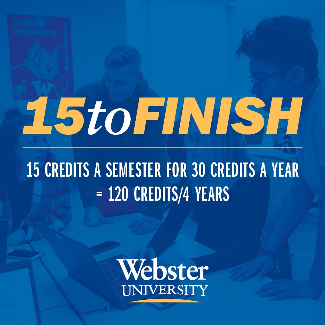 15 to Finish Undergraduate Campaign Helps Students Stay on Track
