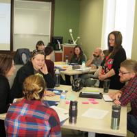Webster's TESL Program Hosts First Grant Saturday Seminar