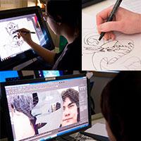 Webster's Animation Program Ranked in National List