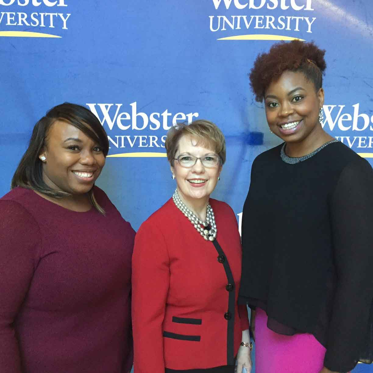 Three Webster Students Selected for Prestigious C200 Scholar Awards