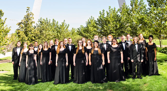 Chamber Singers Selected to Perform at NCCO
