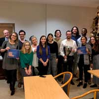 Webster Students Win Local Marketing Challenge While Also Helping the Homeless