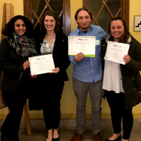 Webster Students Win Journalism Excellence Awards