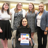 Students Save Lives, Raise Awareness in PR Capstone Projects