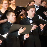 New Choral Work Premiers at Year-End Concert