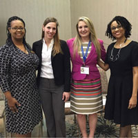 Snapshot: Professional Counseling students present at South Carolina conference