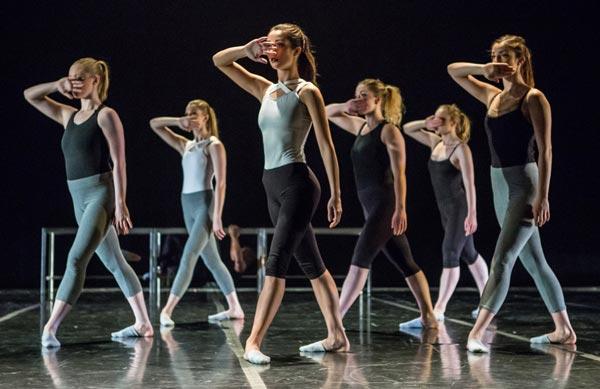 Webster University Dance Ensemble