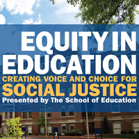 Webster Welcomes Urban Education Expert for Equity in Education Conference