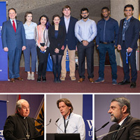 22nd Humanitarian Conference Highlights Refugee, Human Rights, Humanitarian Law