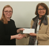 Vienna-Bound Student Awarded German Heritage Scholarship