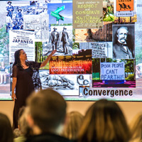 Snapshots: Human Rights Conference addresses environmental justice
