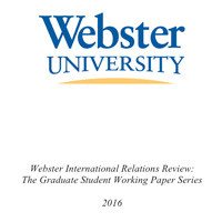 IR Review Publishes 1st Working Papers