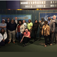 Students in MKRT 5000 at the Kansas City campus location came up with a strategic marketing plan for the Negro Leagues Baseball Museum.
