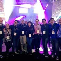 Webster Students Win National Lighting Competition