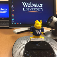 WebNet+ allows sites to link to on-ground courses at other campus locations.