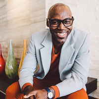Music Welcomes Brian Owens as Artist in Residence