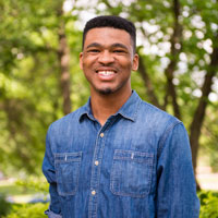 Webster Student Earns Prestigious Arts Fellowship