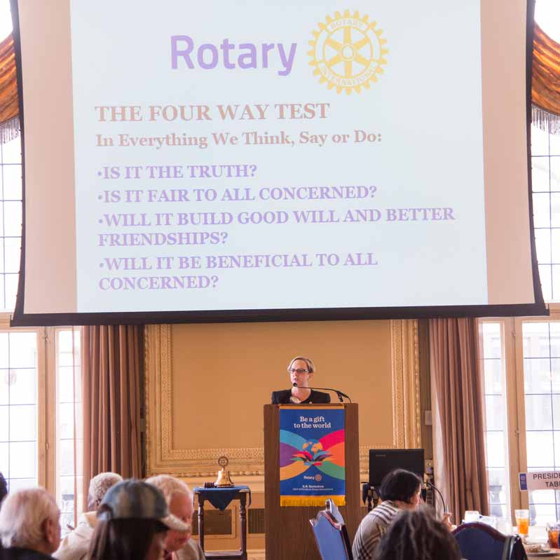 Webster and Rotary Club Award Scholarships to 26 Students