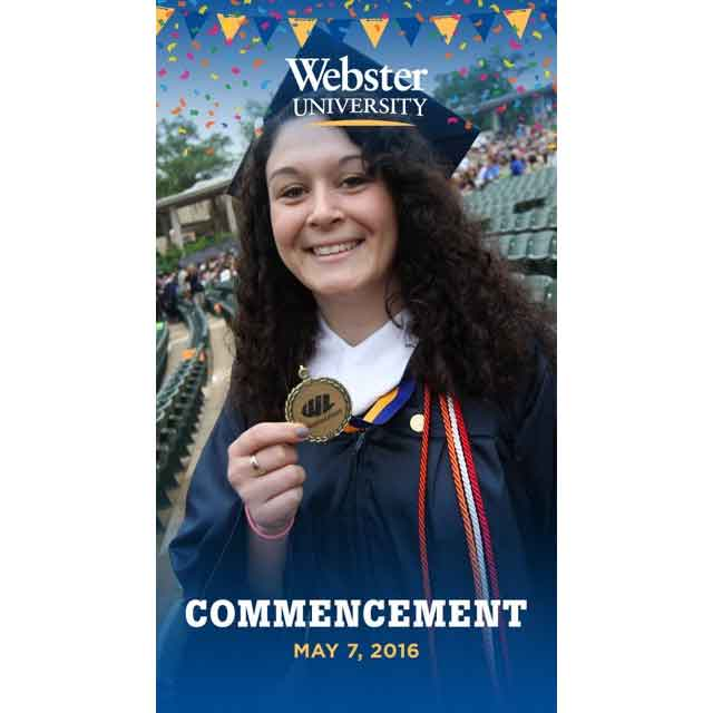 Snapchat Filter Available During 2016 Commencement