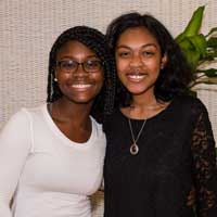 Two St. Louis Students Awarded 2019 Webster University Suggs Scholarships