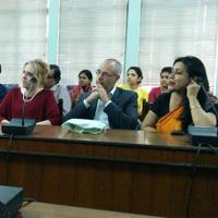 Thailand IR Scholars Collaborate with Calcutta University