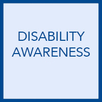 Disability Awareness: We can all overcome our challenges