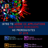 All Students, Faculty, Staff Access Adobe Creative Cloud