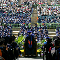 Call for Nominations: Honorary Degree Recipient and 100th Commencement Speaker