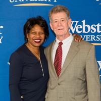 Dean Simone Cummings with Michael Pruett