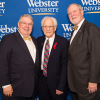 John Nickel, Peter Sargent, David Weiss