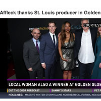 In the News: Steward featured after 'Manchester By The Sea' Golden Globes
