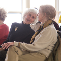Remembering Jean Hobler, Trustee and Dance Supporter