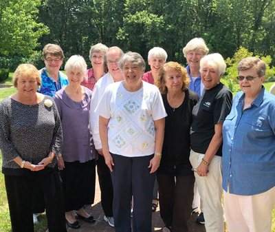 Leadership of the Sisters of Loretto