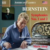 Johnson Cano '06 on New Bernstein CD with Baltimore Symphony Orchestra