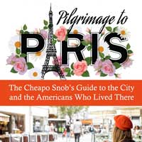"Webster Alumna Jayne R. Boisvert, hast published the book ""Pilgrimage to Paris: The Cheapo Snob's Guide to the City and the Americans Who Lived There."""