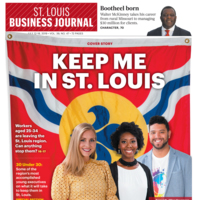 Webster alumni were featured as 30 Under 30 honorees in the July 12 edition of the St. Louis Business Journal.