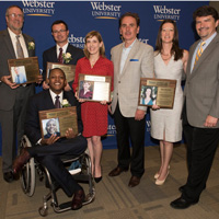 Student Life Hall of Fame inductees 2015