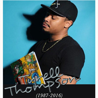 Fund Drive to Support Arts Center in Tyrell Thompson's Name