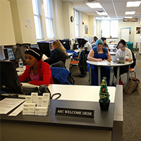 Academic Resource Center Sees Increased Use of Key Services
