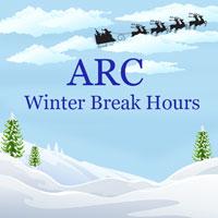 ARC Winter Break Hours
